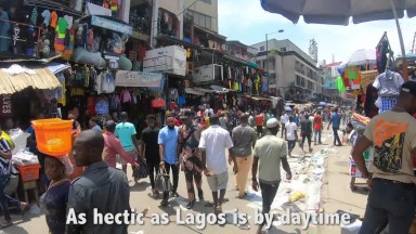 CRAZIEST NIGHTLIFE in AFRICA (Lagos, Nigeria)