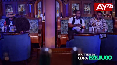 CALL TO BAR COMEDY SERIES (AY COMEDIAN) (SEASON 1, EPISODE 17) (BLESSED)
