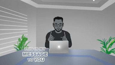 Kizz Daniel   Aii (Animated Music Video)