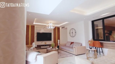 Inside Davido's $1,500,000 Mansion in Banana Island Lagos