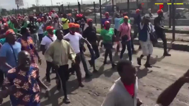 Nigeria At 60  #RevolutionNow Protest in Lagos