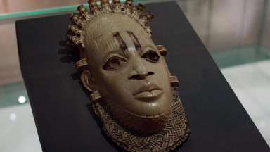 'A Physical Essay in Power'  The Striking Story of an Ivory Mask from Benin