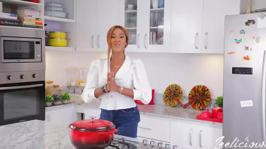 How to Make Groundnut Soup (Winnie's Style)
