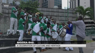 NIGERIA AT 60  - A CELEBRATION OF CULTURE AND HERITAGE