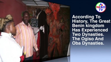 Oduduwa - Ile Ife - The Relationship Between Benin kingdom and The Yorubas  Benin Dynasties