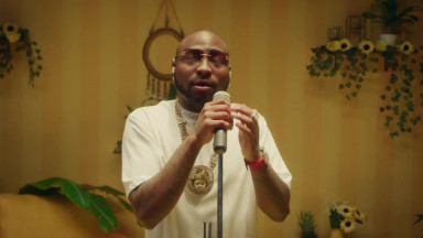 Davido DG (Live on the Tonight Show with Jimmy Fallon)