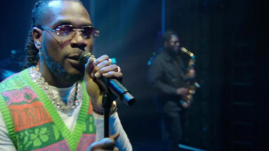 Burna Boy - Real Life (1Xtra Live 2020)