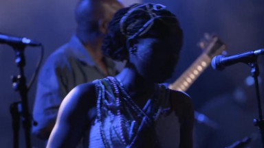 Seun Kuti  Live Performance - Montreux Jazz Club