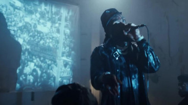 Watch Burna Boy ft Chris Martin's Powerful Performance Of Monsters You Made - Hip Hop Awards