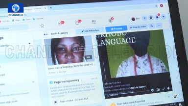 Online Platform Which Teaches Nigerian Native Languages