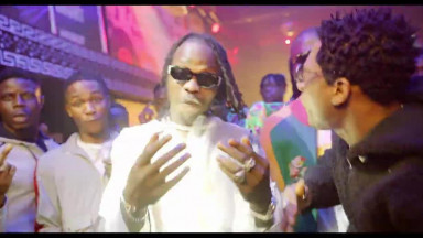 Abramsoul ft Naira Marley,C Blvck - PUMP YOUR PARRY