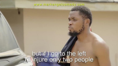 ACCIDENT -  EPISODE 304 (Mark Angel Comedy)