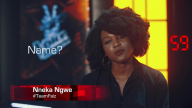 The Voice Nigeria Season 3 Episode 6 Nneka Ngwe