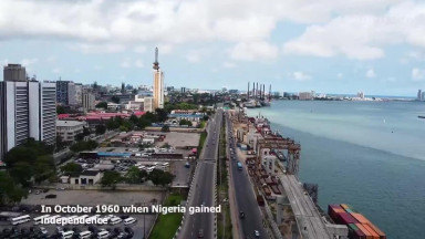 The New Lagos, Nigeria 2021