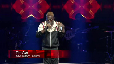 The Voice Nigeria Season 3 - Tim Ayo Love Riddim Knockouts