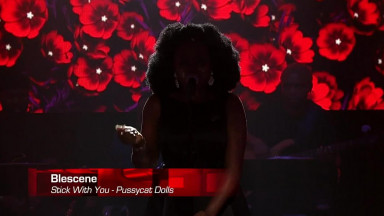 """Blescene - """"Stick With You"""" Knockouts The Voice Nigeria Season 3"""
