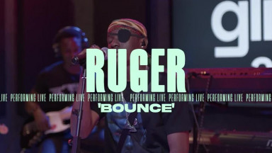 Ruger - Bounce Glitch Sessions