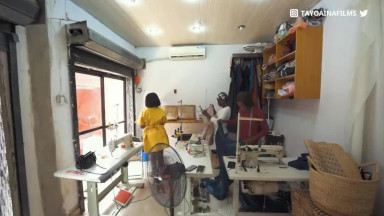 She Left the 9-5 to Build a Clothing Company With $500 in Lagos