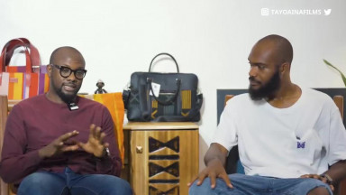 How a Nigerian Started an African Shoe Company with $100 in Lagos