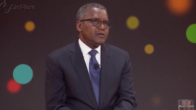 Africa's Richest Man Aliko Dangote and Bill Gate Talks about Food Fortification in Africa