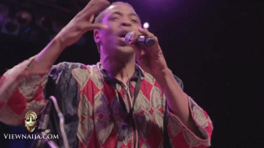 One one One with Femi Kuti - Part 1