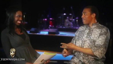 One one One with Femi Kuti - Part 2