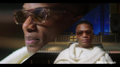 Wizkid Made in Lagos - A Day In The Live
