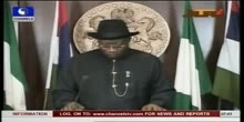 Presidential Address On The Occasion Of Nigeria AT 53 - 1