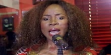 Omawumi sings the Nigerian National Anthem for Nigeria