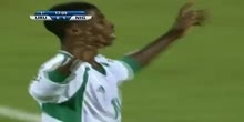 Goals, Uruguay (0-2) Nigeria - World Cup (U17)