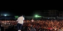 THE TREK 2014 ONITSHA - WANDE COAL PERFORMS BABY FACE