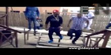 Behind the scenes 'sexy lady' ORITSE FEMI FT. DAVIDO