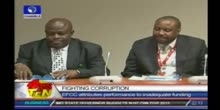 Fighting Corruption - EFCC attributes performance