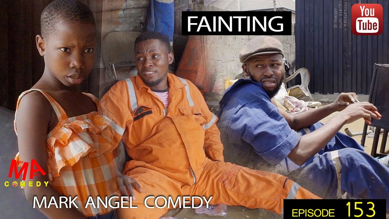 Mark Angel Comedy - FAINTING