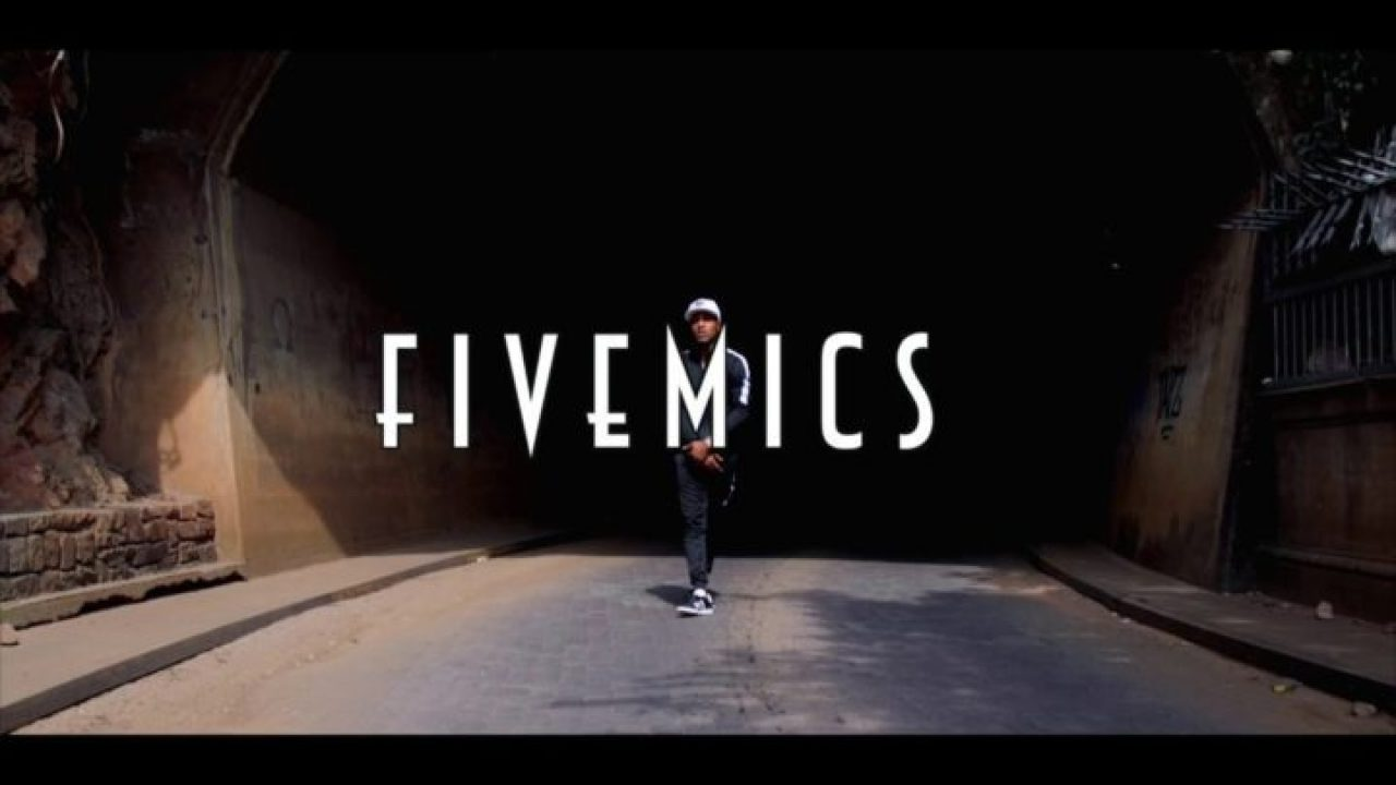 Fivemics Shinobi – Pull Up