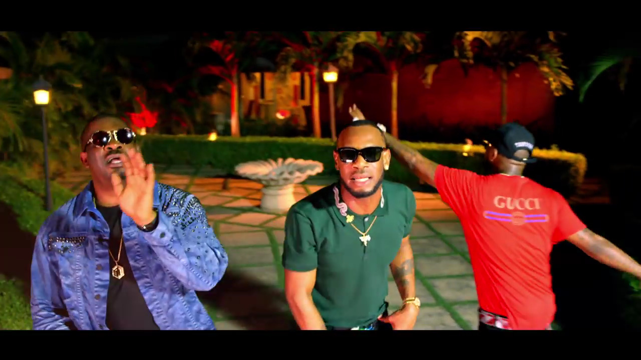 D Prince - Gucci Gang ft. Davido & Don Jazzy