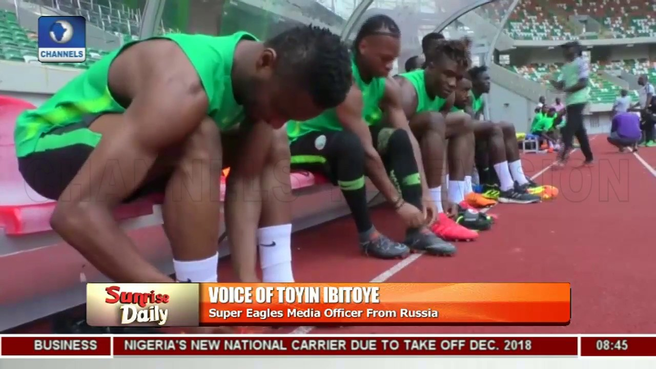 Russia 2018: No Rift Between Mikel And Onazi, Players In Tip Top Shape, Ibitoye Reveals