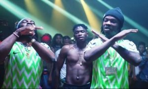 Naira Marley, Falz, Olamide, Simi, Lil Kesh and Slimcase
