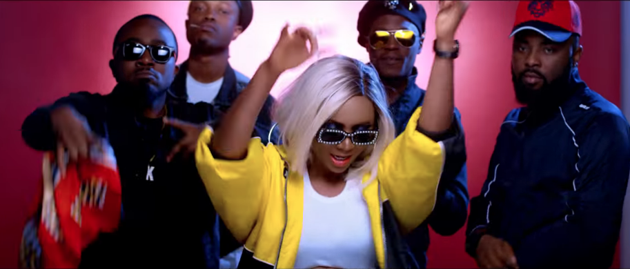 VJ Adams - Define Rap ft Ice Prince, Vector, Sound Sultan, Mz Kiss, M.I