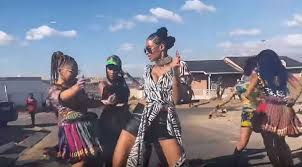 Ciara - Freak Me [Official Soweto Video]