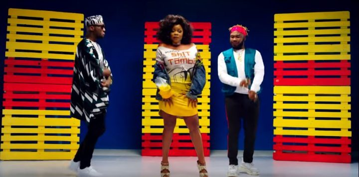 Omawumi - Malowa ft. Slimcase & DJ Spinall