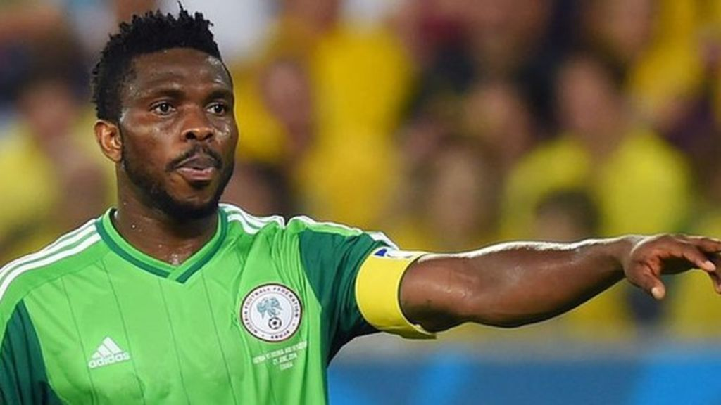 Yobo lauds governor Ambode's support for sports academy