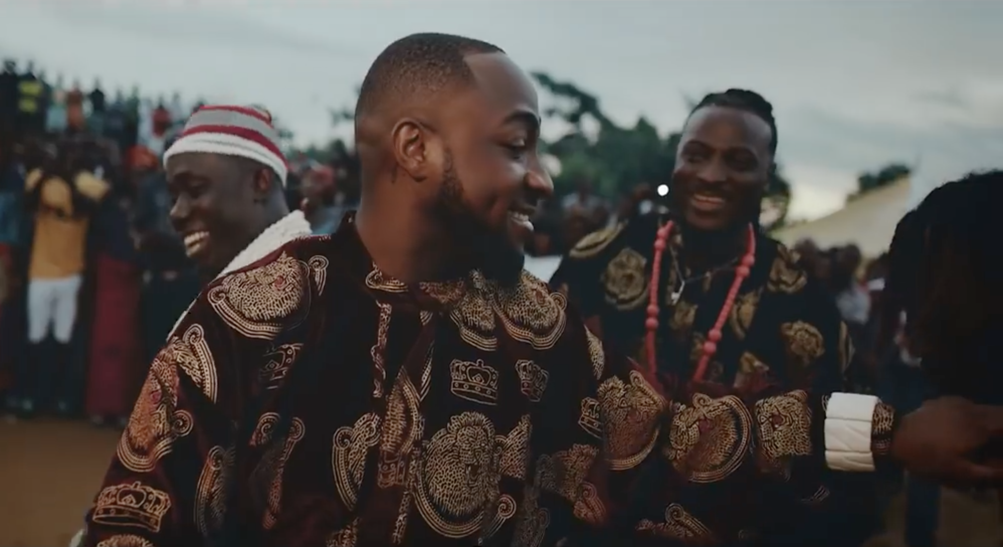 DMW ft. Davido, Duncan Mighty & Peruzzi - Aza