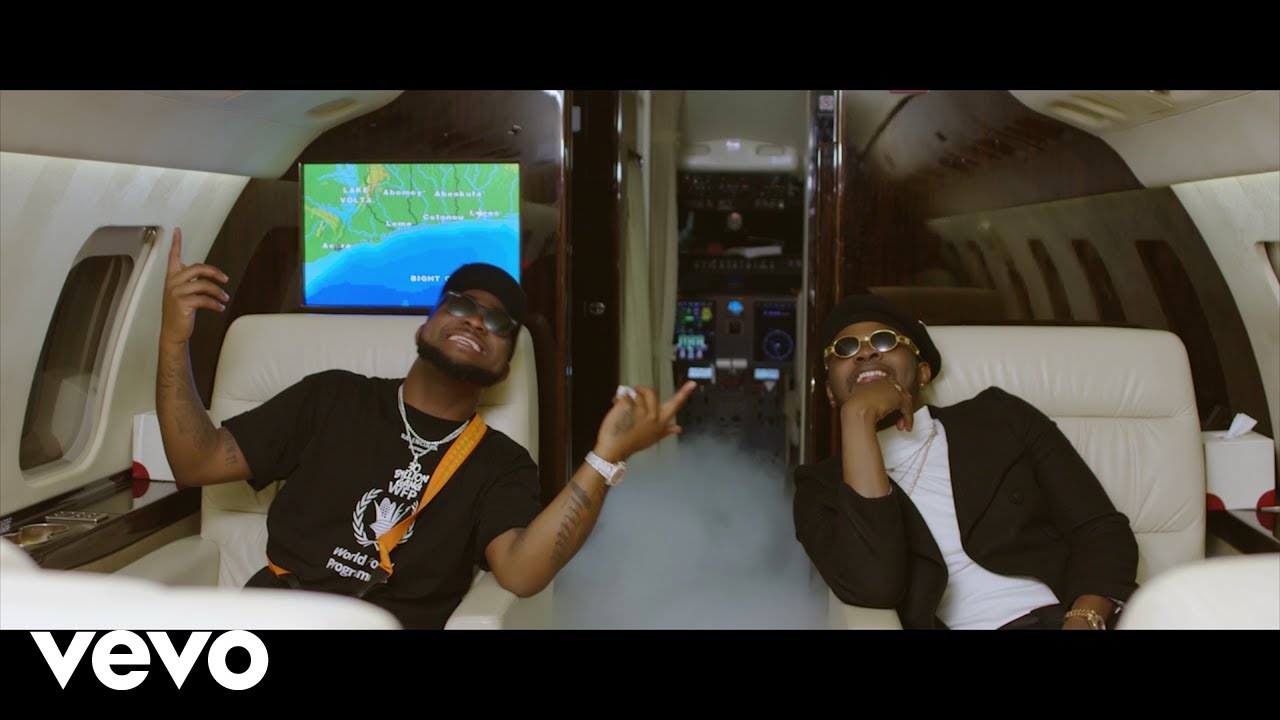 Kizz Daniel ft. Davido - One Ticket