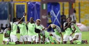 2018 AWCON SEMI-FINALS NIGERIA- 4 - CAMEROON -2 (PENALTIES)