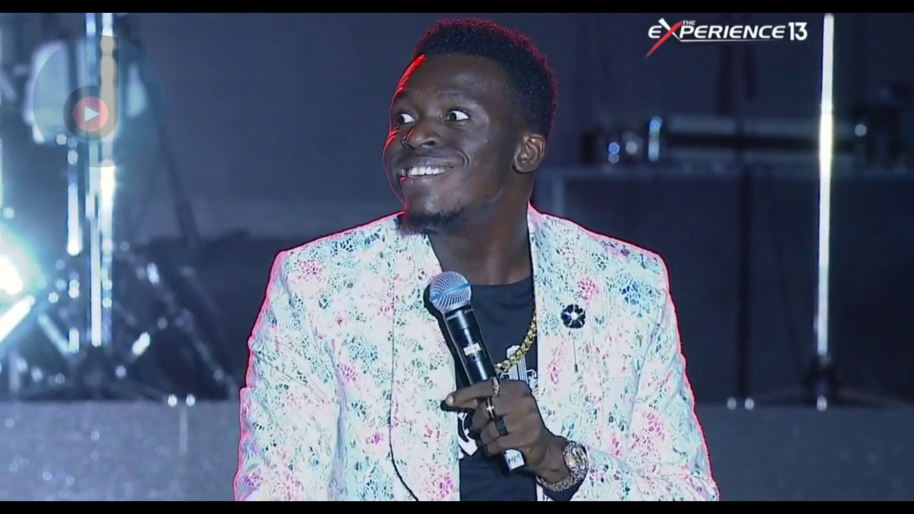 Akpororo Performance at The Experience 2018