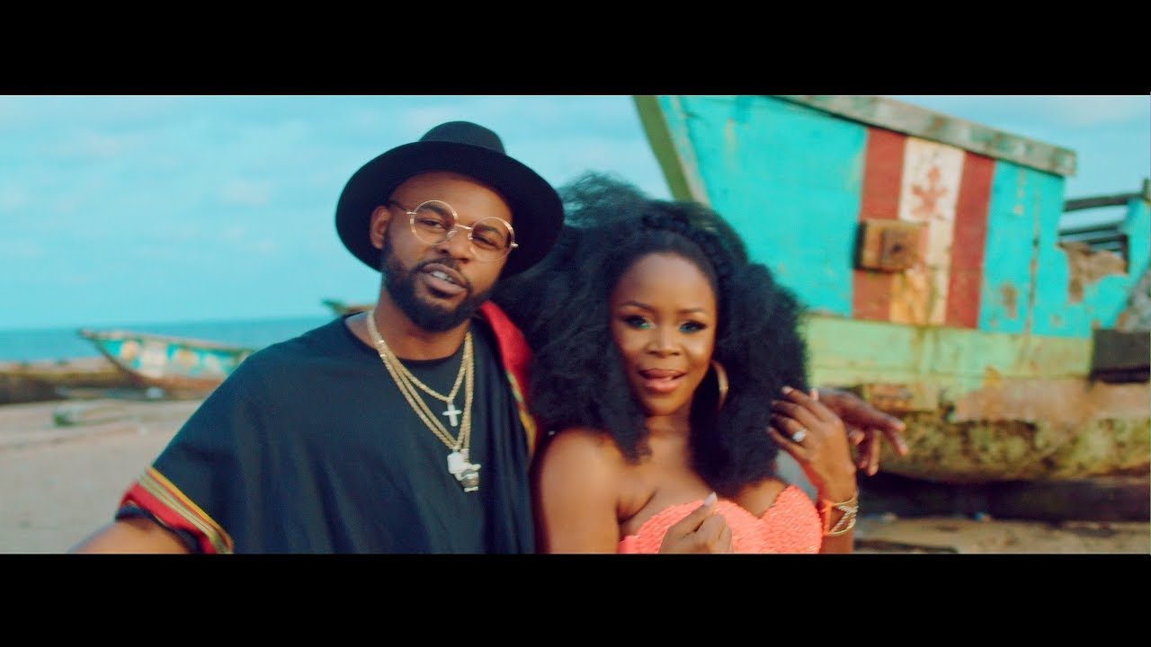 Omawumi ft. Falz - Hold My Baby