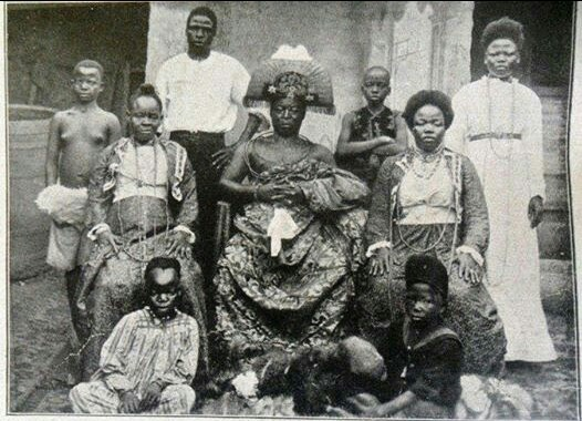 The British invasion of Benin kingdom 1897