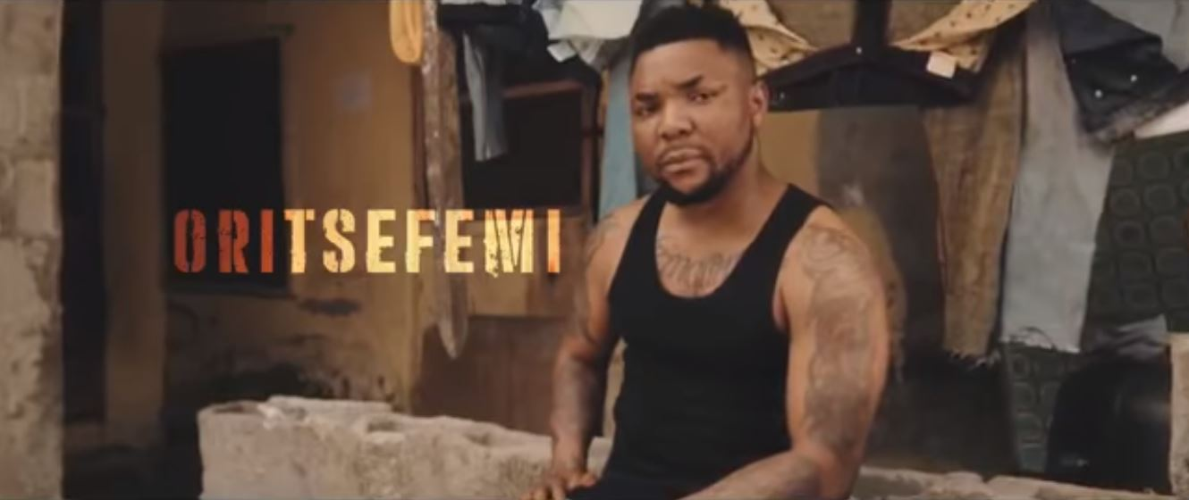 Oritse Femi - BORN TO WIN