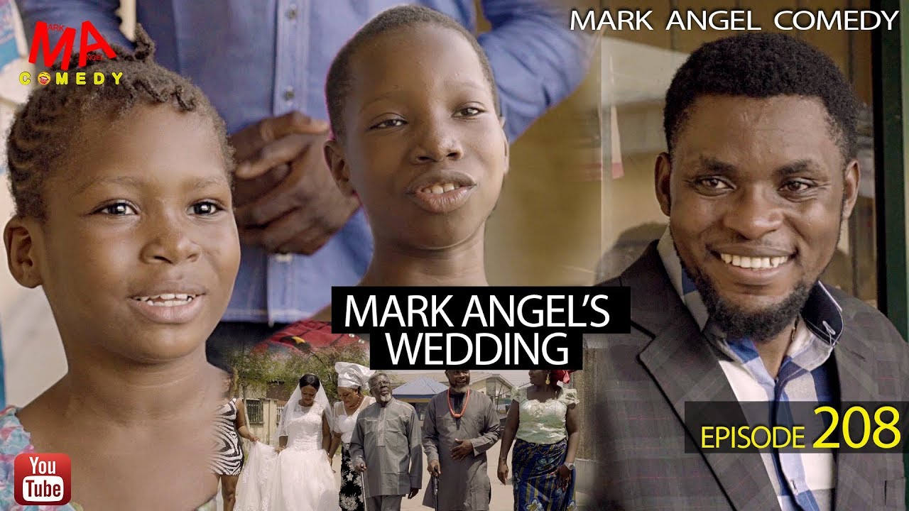 Mark Angel Comedy - MARK ANGEL'S WEDDING